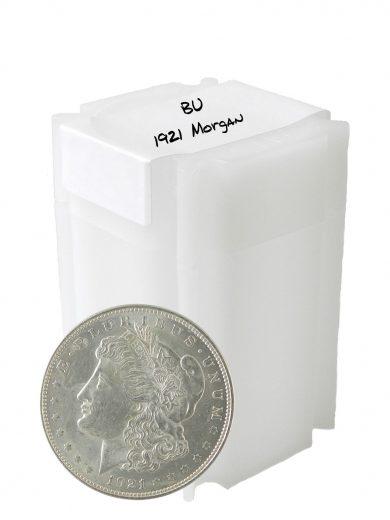 1921 SIlver Morgan Dollar BU Lot of 20