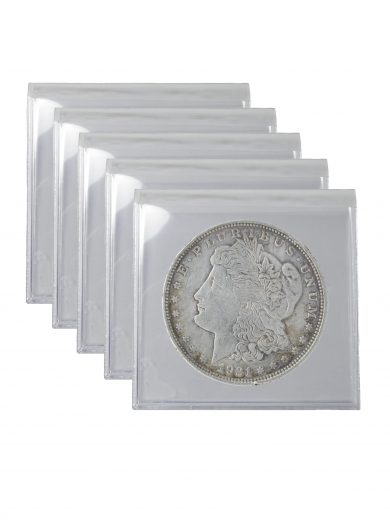 1921 Silver Morgan Dollar Cull lot of 5 coins