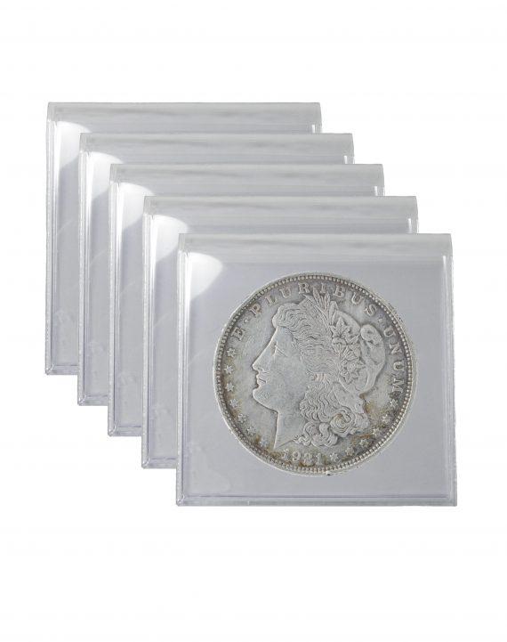 1921 Silver Morgan Dollar Cull lot of 5 coins