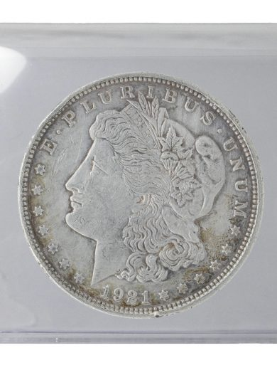 1921 Silver Morgan Dollar Cull Lot of 1