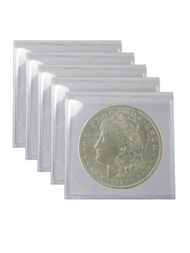 1921 Silver Morgan Dollar VG+ Lot of 5 Coins