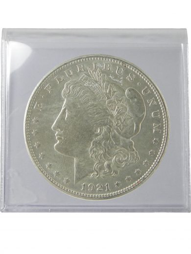 1921 Silver Morgan Dollar VG+ Lot of 1 Coin