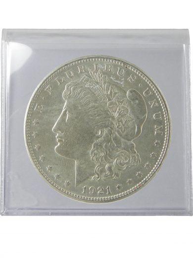 1921 Silver Morgan Dollar VG+ Lot of 1 Coin