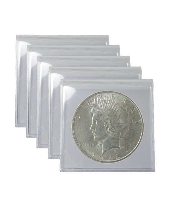 Peace Dollar AU Lot of 5 Coins