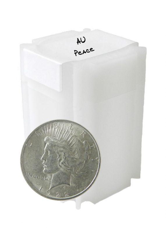 Peace Dollar AU Lot of 20 Coins