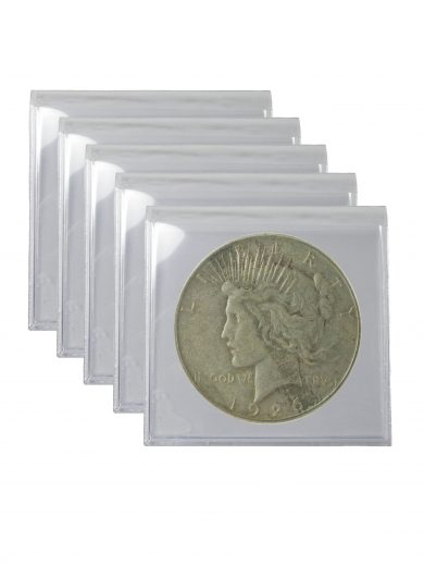1922-1935 Silver Peace Dollars VG+ Lot of 5