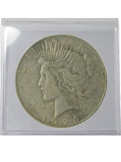 1922-1935 Silver Peace Dollar VG+ Lot of 1