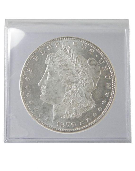 Pre 1921 Silver Morgan Dollar AU Lot of 1