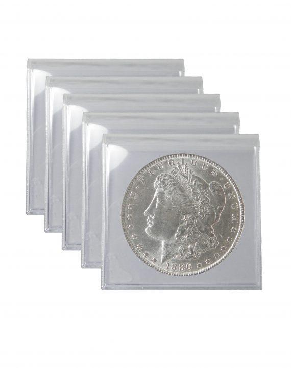 Pre 1921 Silver Morgan Dollar BU Lot of 5