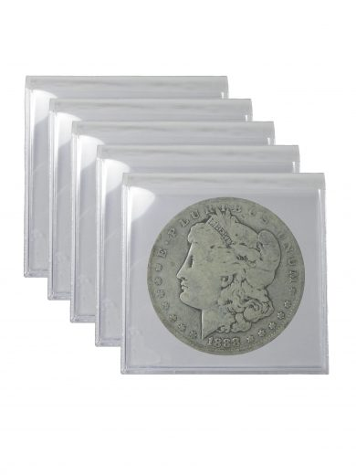 Pre 1921 Silver Morgan Dollar Cull Lot of 5 Coins