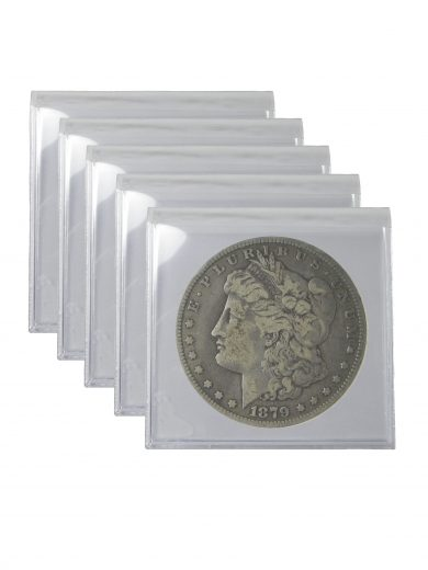 Pre 1921 Silver Morgan Dollar VG+ Lot of 5 Coins
