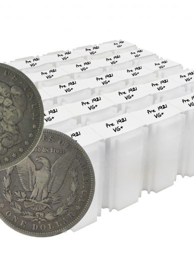 Pre 1921 Silver Morgan Dollar VG+ Lot of 500