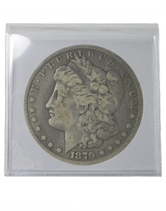 Pre 1921 Silver Morgan Dollar VG+ Lot of 1 Coin