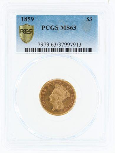 1859 $3