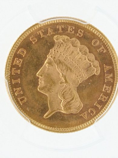 1859 $3 obv zoom