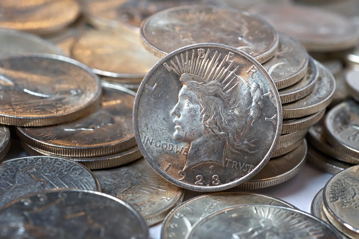 Coin 101:  Silver Peace Dollars