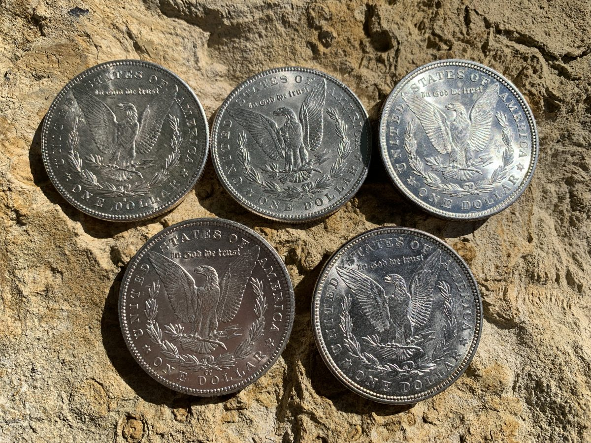Coins 101:  All About The Morgan Dollar