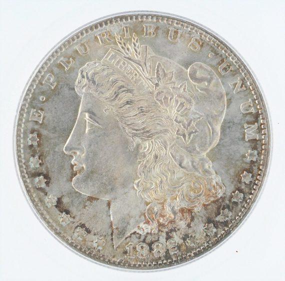 1882-S morgan dollar ICG MS68 S$1 10501 obv-zm