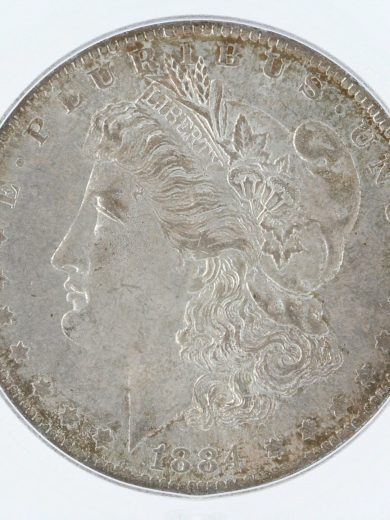 1884-O ICG MS64p S$1 Silver Dollar 70201 obvzm