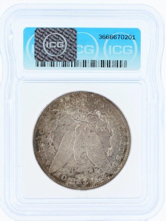 1884-O ICG MS64p S$1 Silver Dollar 70201 rev