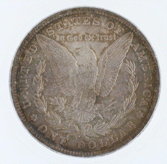 1884-O Morgan MS67 Reverse