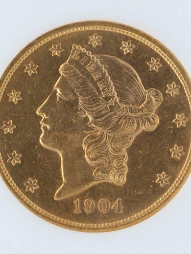 1904 PL Double Eagle NGC MS63 obv-zm