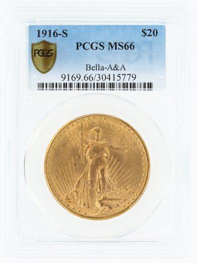 1916-S-PCGS-MS66-20/15779/obv