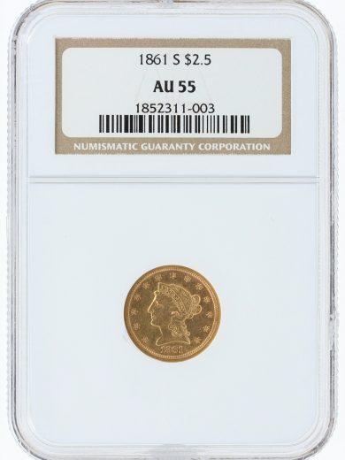 1861-s-ngc-au55-25/11003/obv