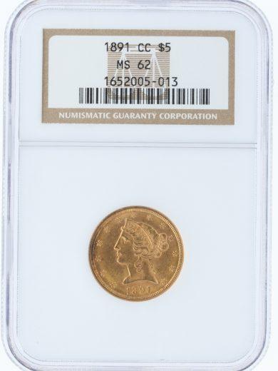 1891-cc-ngc-ms62-5/05013/obv