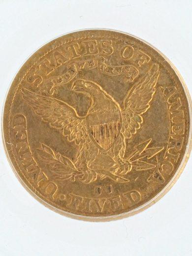 1892-cc-pcgs-vf30-5/01913/rev-zm