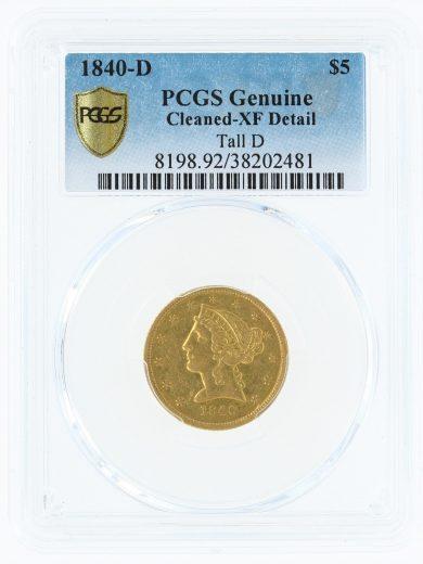 1840-d-pcgs-xf-5/02481/obv