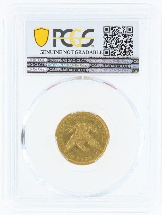 1840-d-pcgs-xf-5/02481/rev