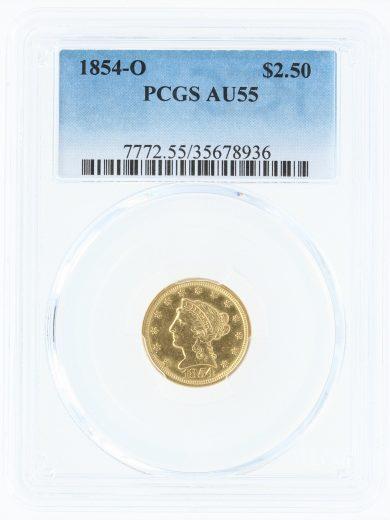 1854-o-pcgs-au55-25/78936/obv