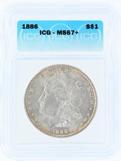 1886-ICG-MS67-S1/50201/obv