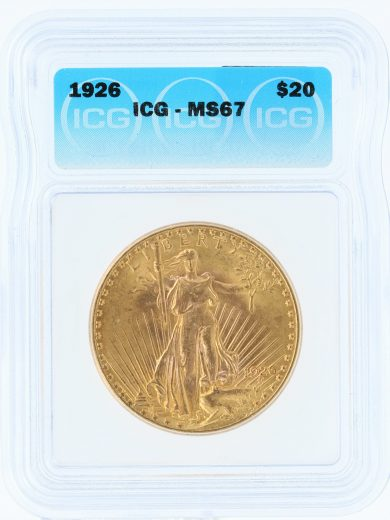 1926-icg-ms67-20/60401/obv