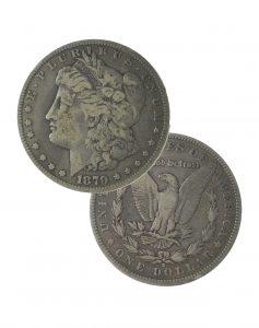 circulated dollars