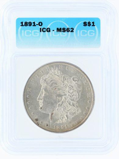 1891-o-icg-ms62-1/40901/obv