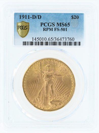 1911-DD-PCGS-MS65-20-16321-obv