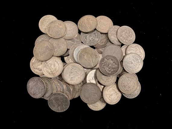 Silver Dollar stimulus Coin Package 3