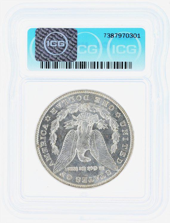 1903-O Morgan Dollar ICG MS63 S$1 rev