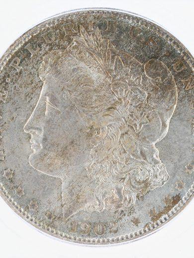 1902-O Morgan Dollar ICG MS67 S$1 obv