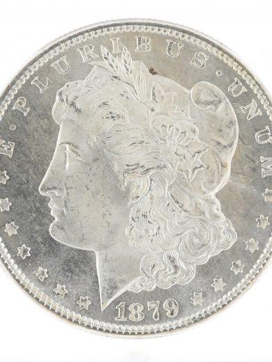 1879-S Morgan Dollar ICG MS67+ S$1