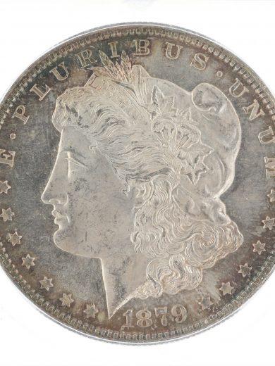 1879-S Morgan Dollar ICG MS67 S$1